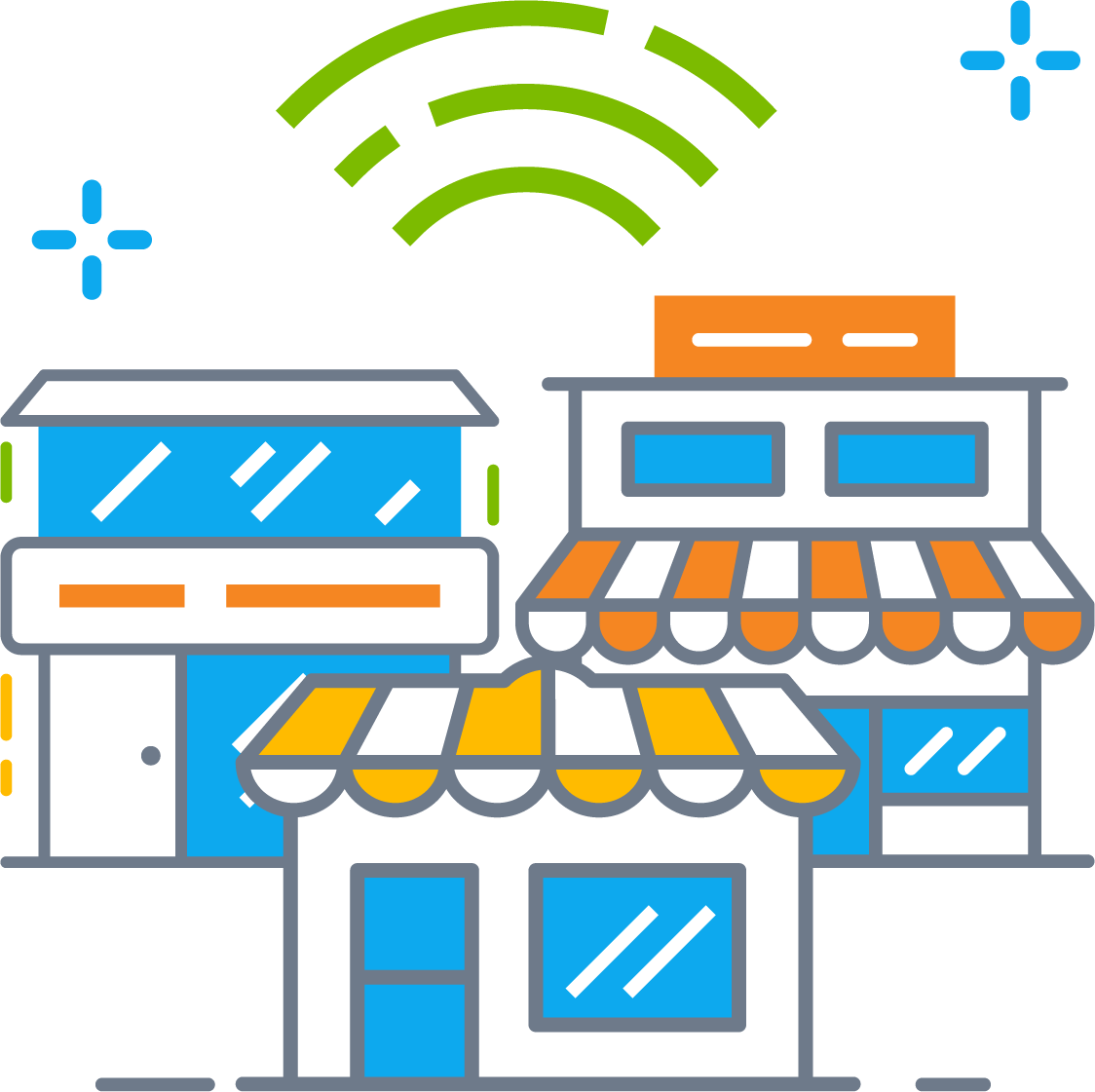 Multi-lojas no e-commerce