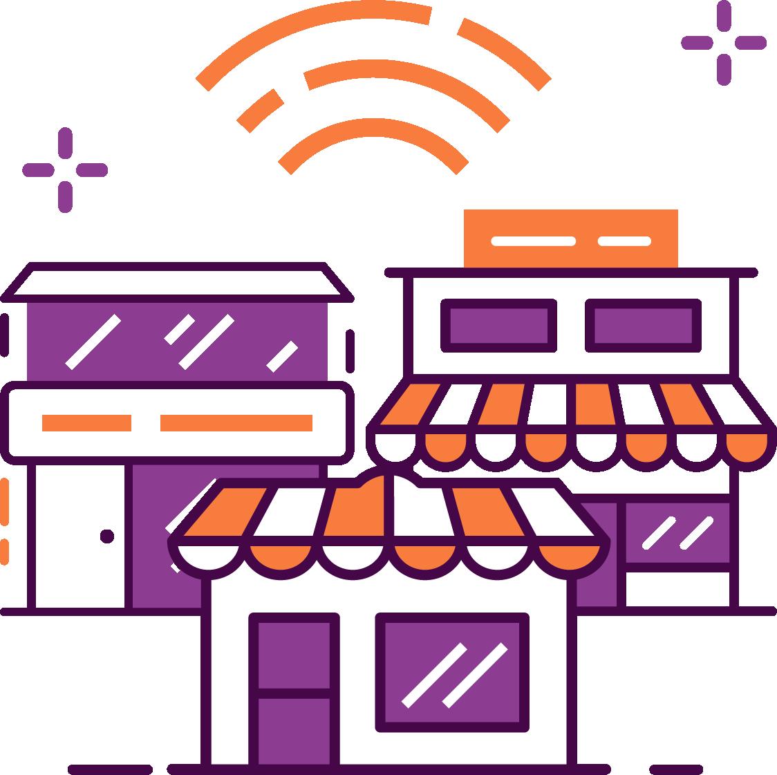 Multiplas lojas no marketplace